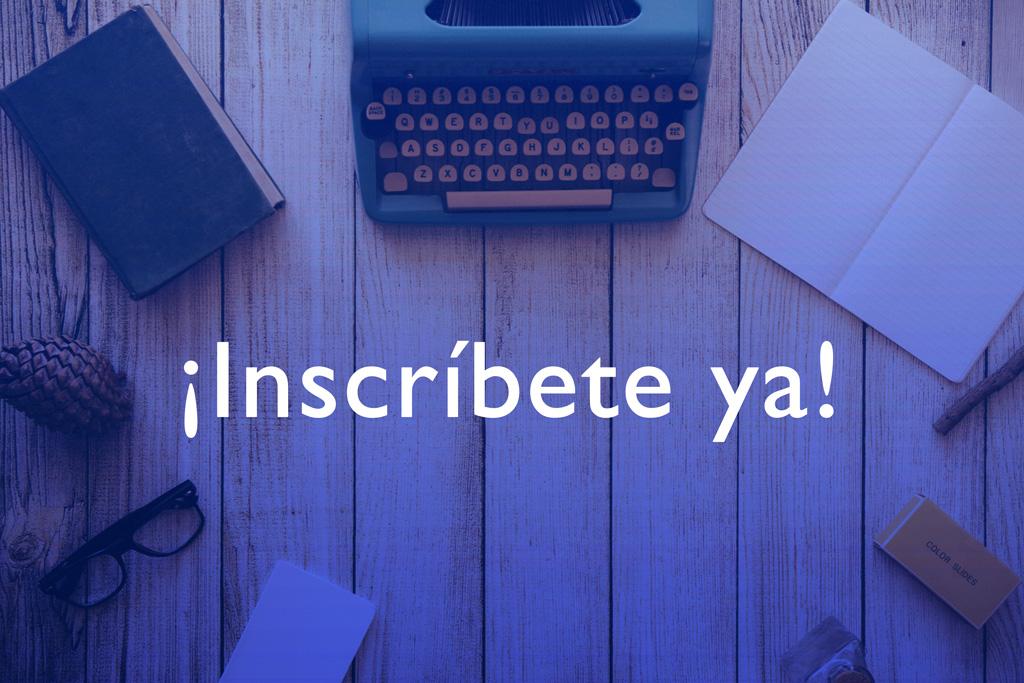Inscríbete y empeiza a aprender ingles