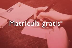 ingles Murcia matricula gratis