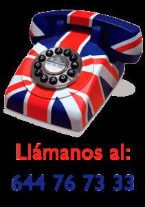 Teléfono InglesMurcia